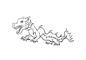 Chinese New Year Free Printable Coloring Pages For Kids