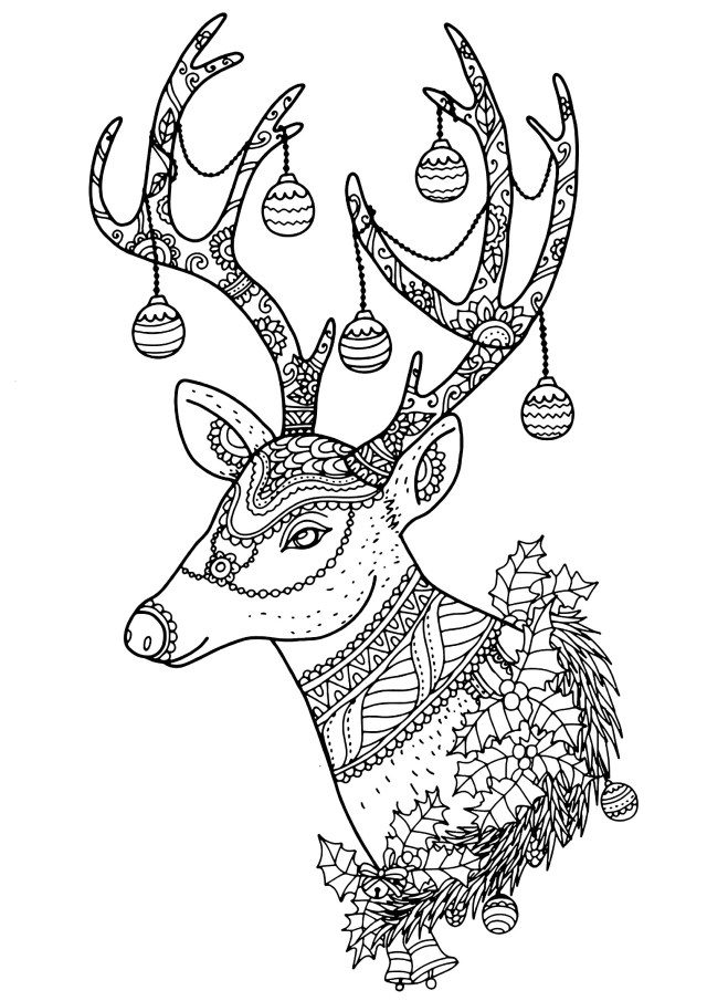 Christmas for kids - Christmas Kids Coloring Pages