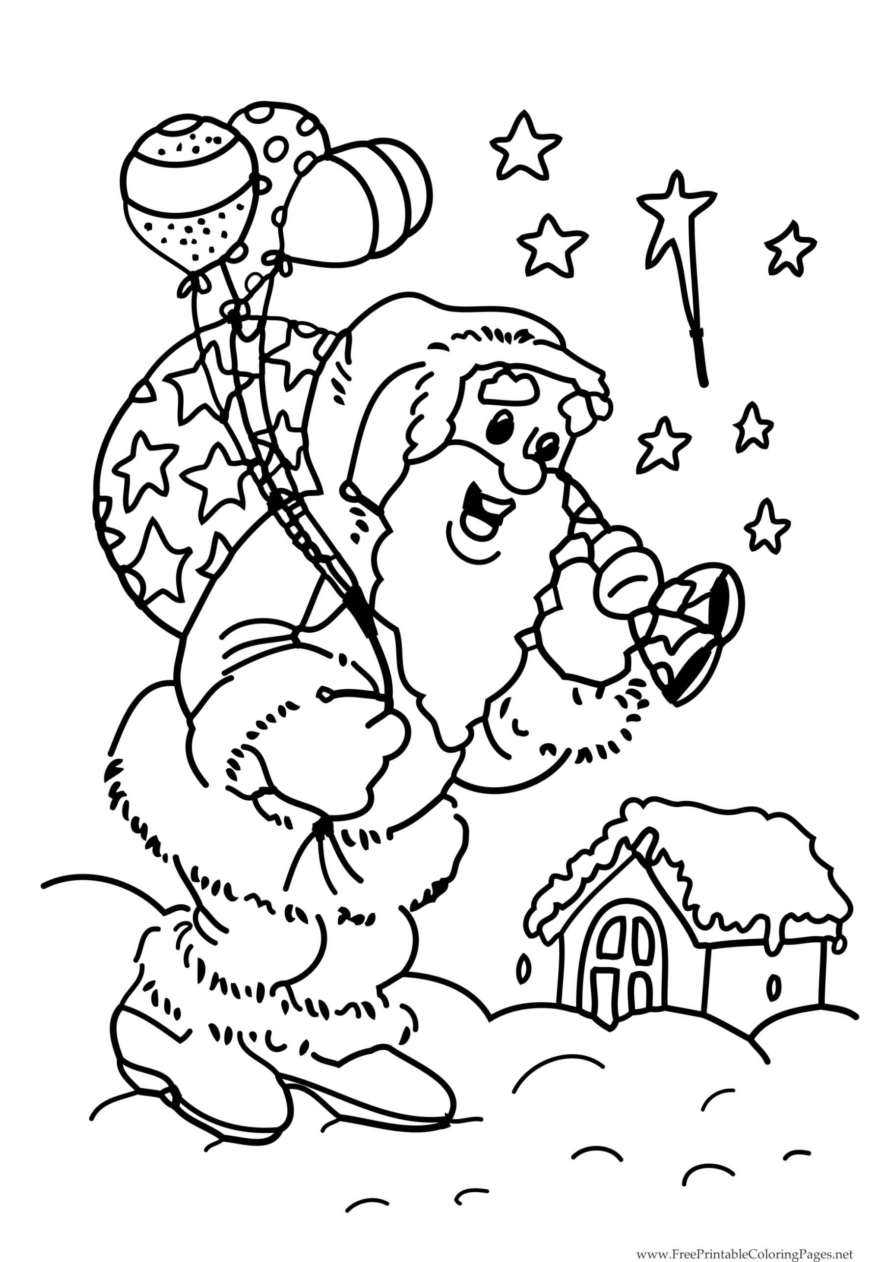 Santa Claus For Kids