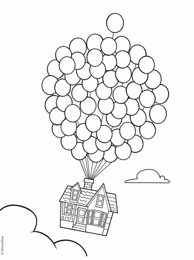 Up for children - Up Kids Coloring Pages