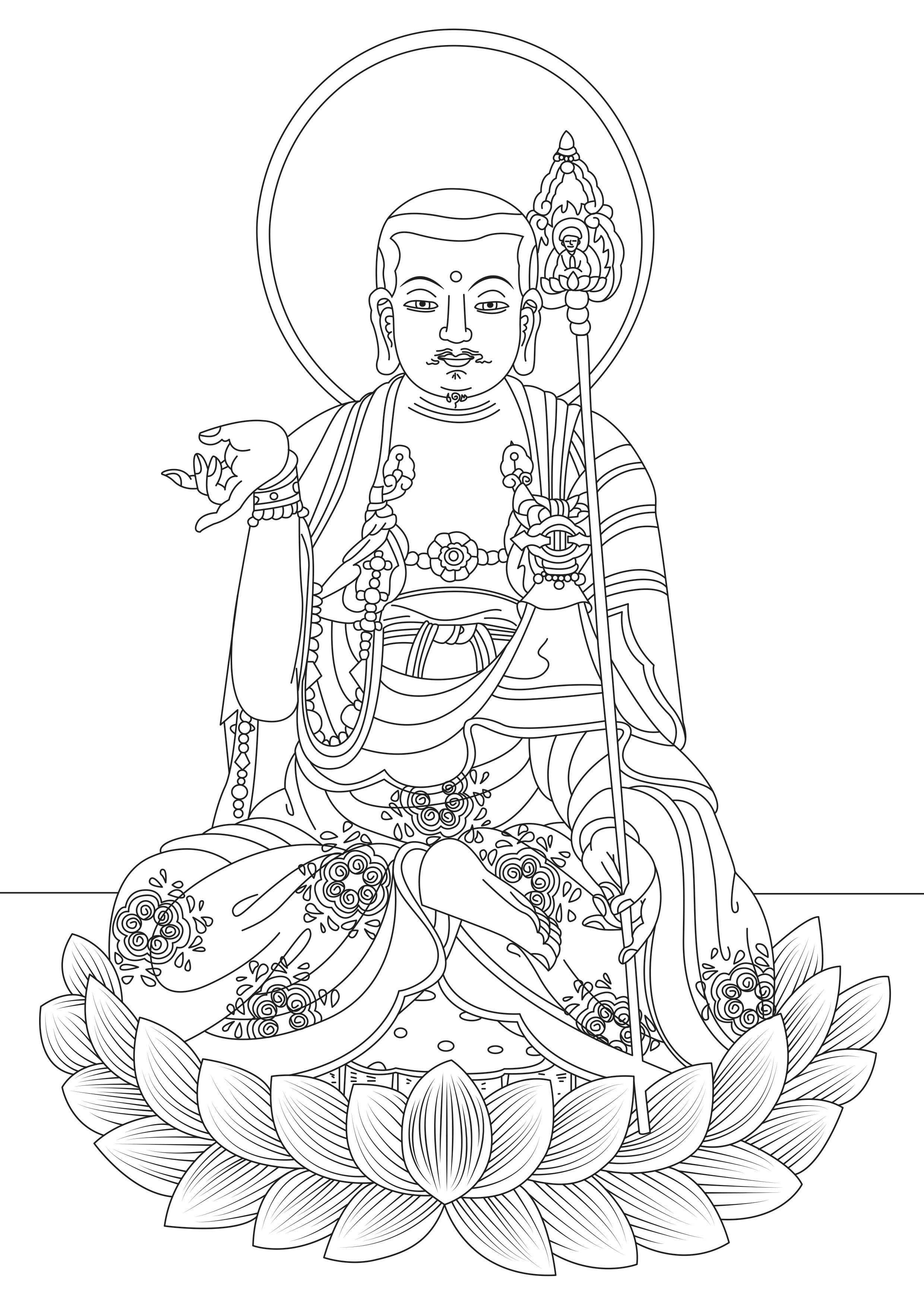 Korea Celine Zen And Anti Stress Coloring Pages For Adults