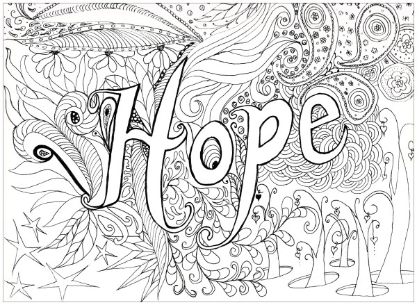 free coloring pages for adults printable # 90