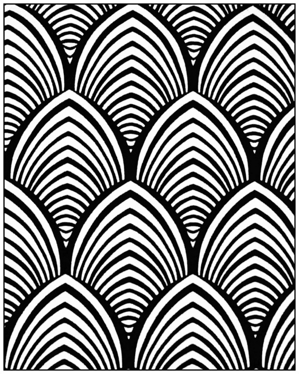 coloring pages patterns # 28