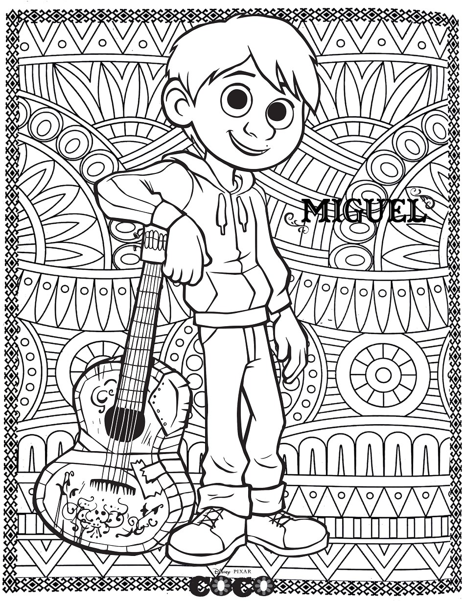 Disney - Coloring Pages for Adults   free coloring pages for adults disney