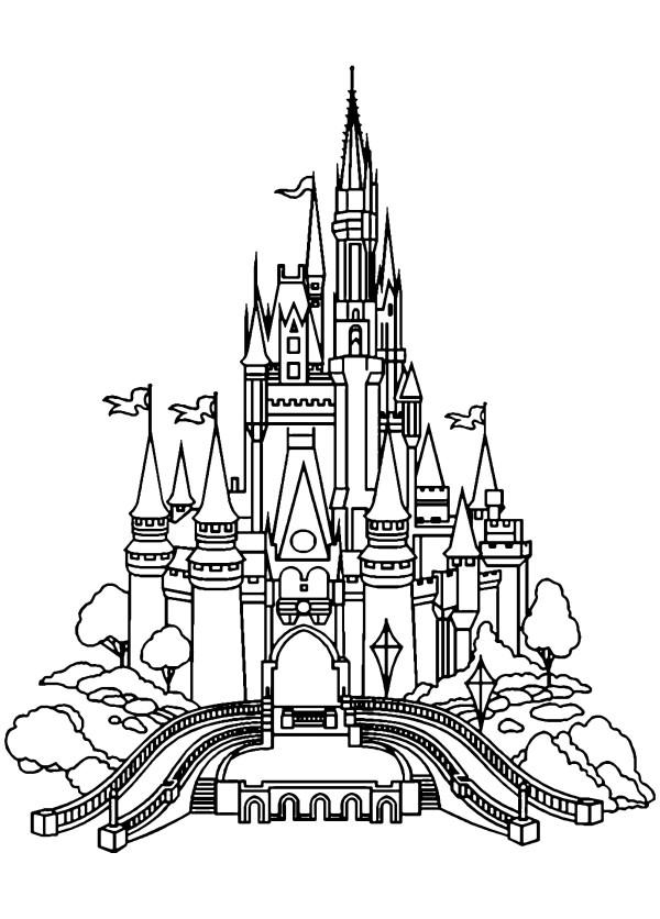 disney coloring pages # 37