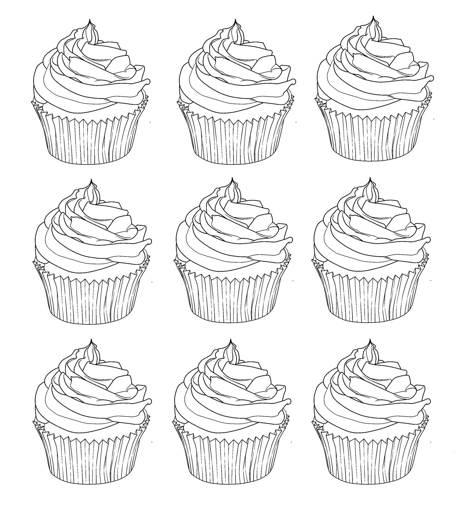 Cupcakes Warhol