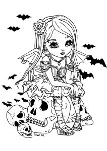 coloring pages halloween # 13