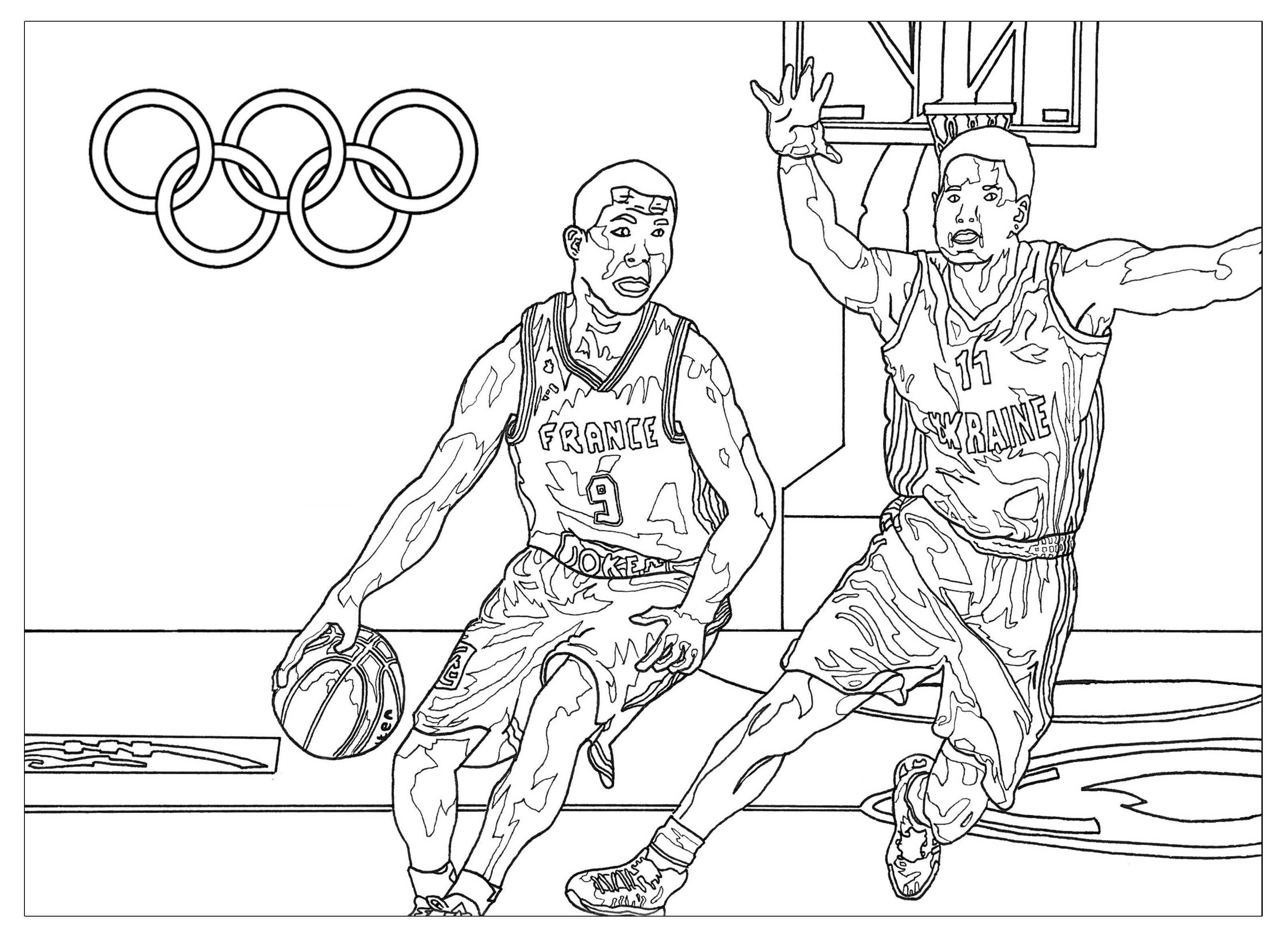 Olympic Games Basketball