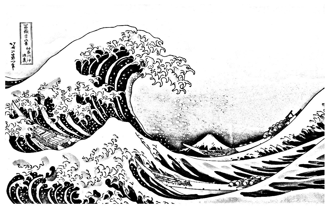 Great Wave Kanagawa