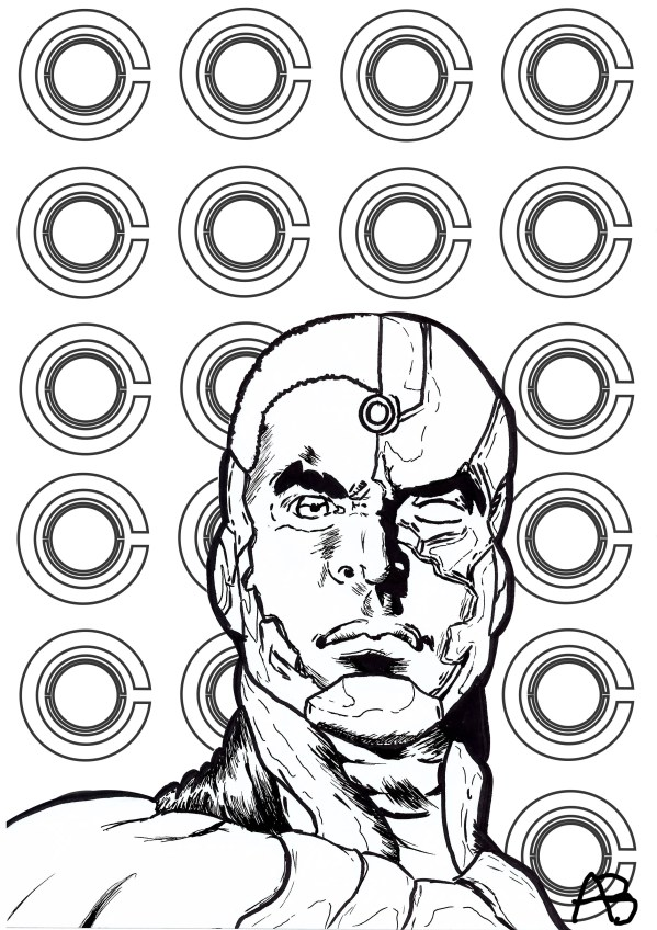 dc comics coloring pages # 30