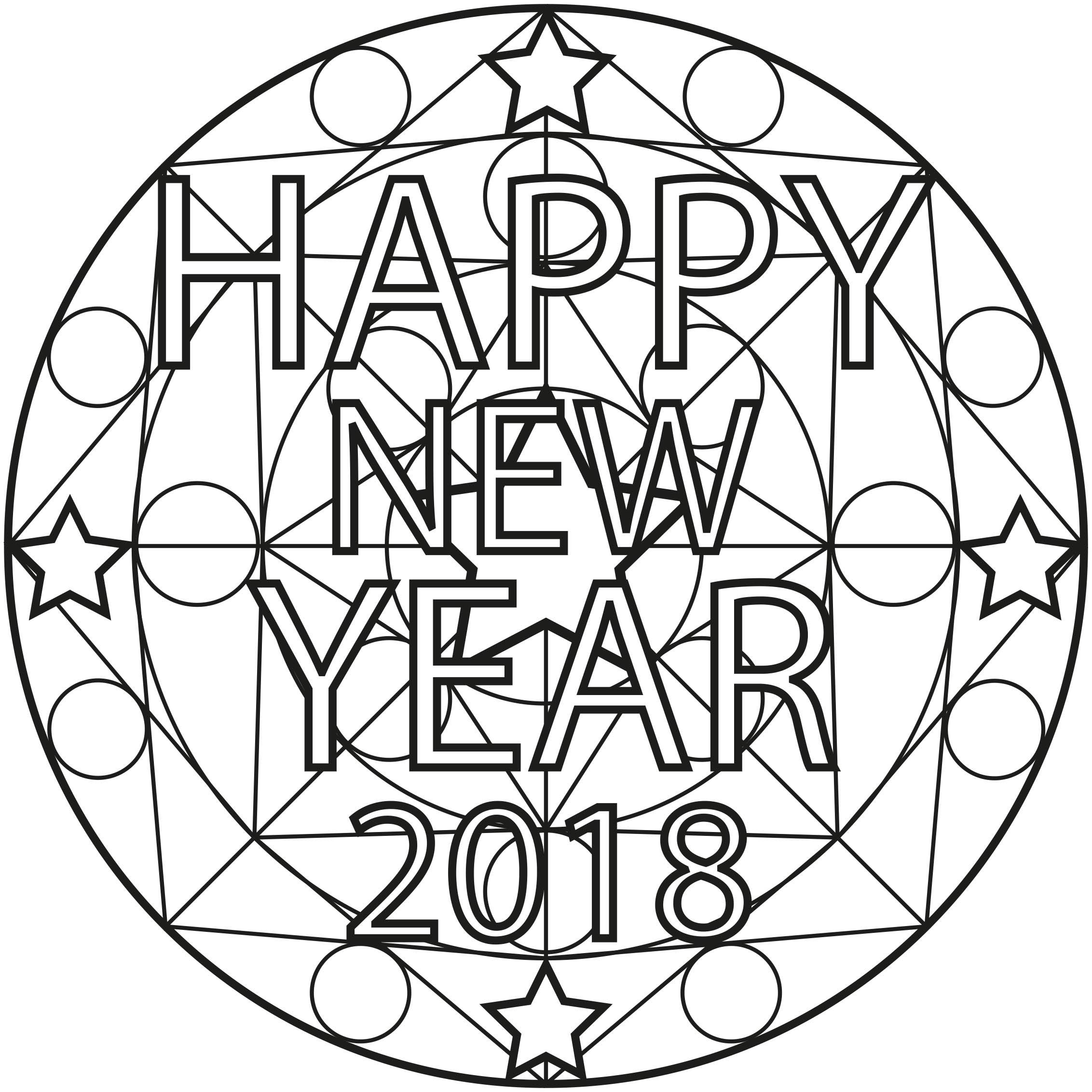 Mandala New Year