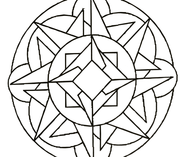 Mandalas To Download For Free  Mandalas Adult Coloring Pages