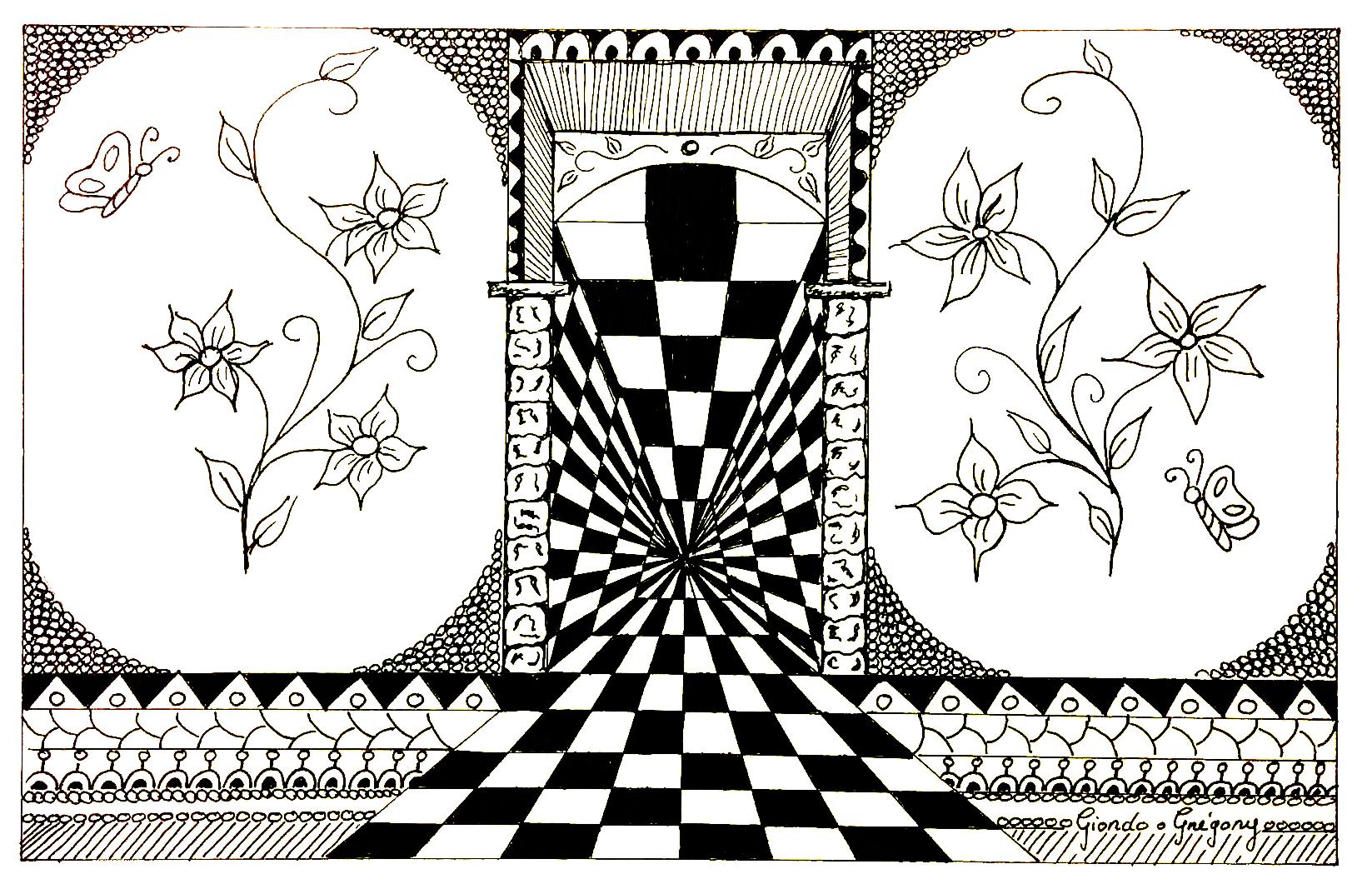 Op Art Greg 2