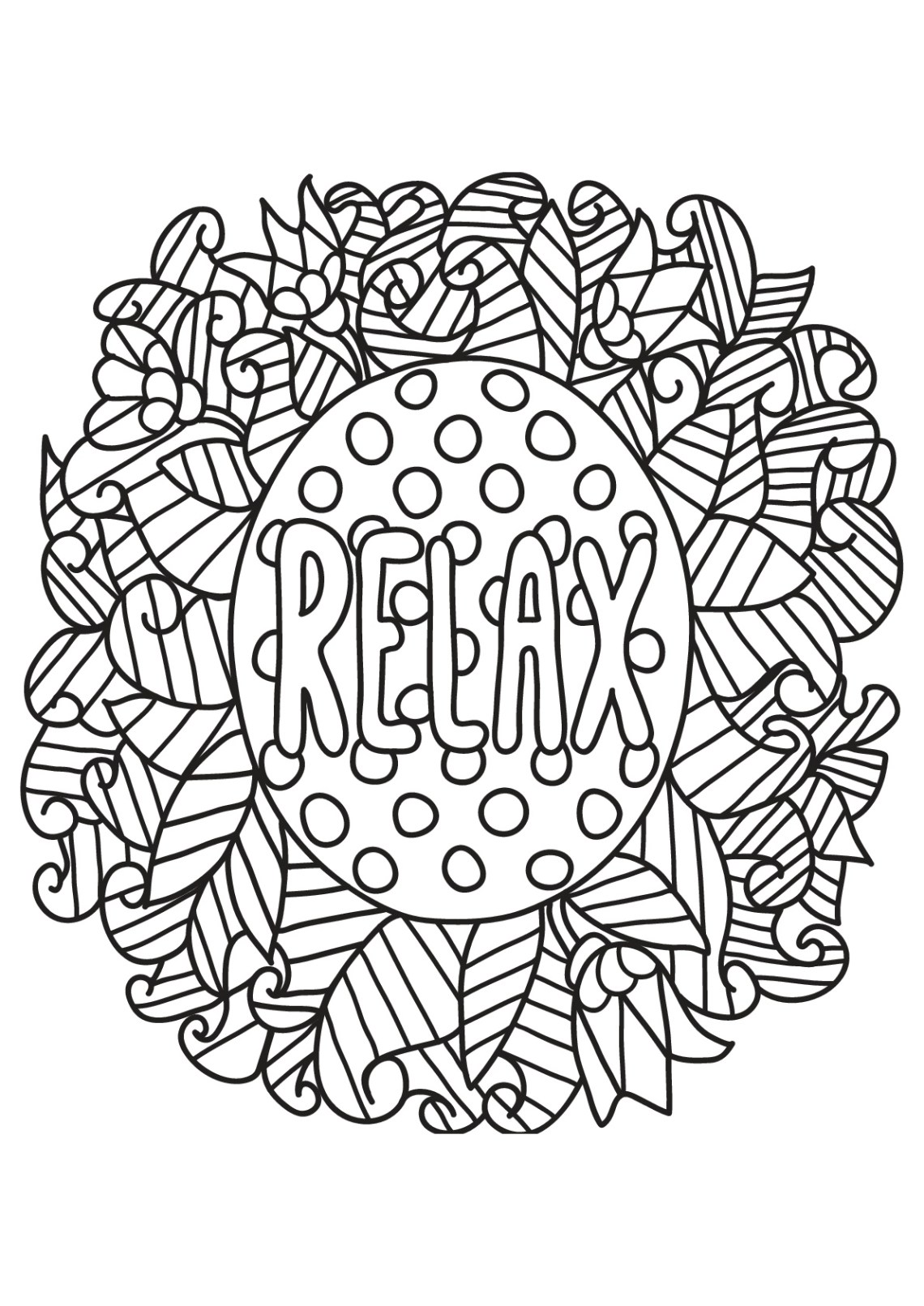 Free book quote 19 - Quotes Adult Coloring Pages | printable coloring sheets with quotes