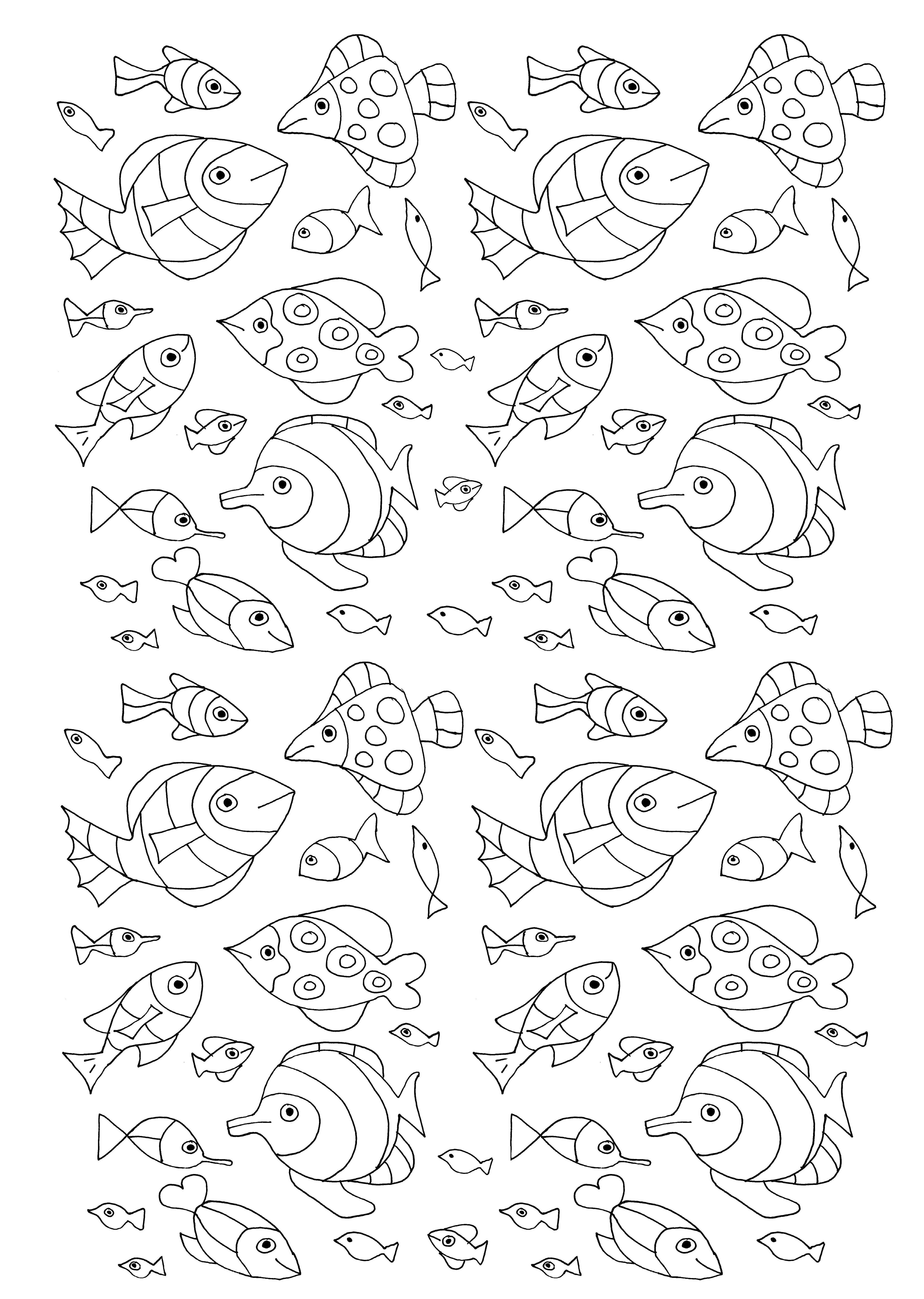 Numerous Fish