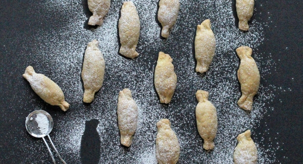 Nostalgic Italian Cookies: Veches