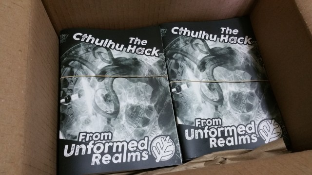 Physical copies of From Unformed Realms