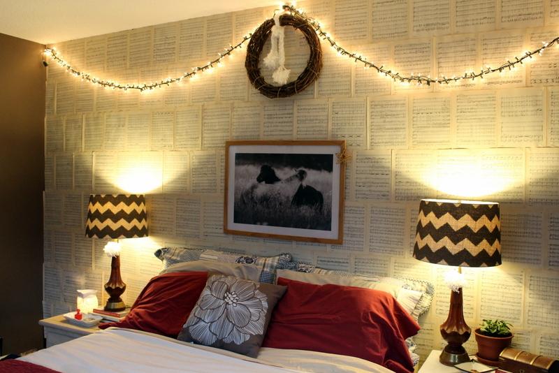 Xmas master bedroom