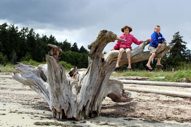 Exploring Qualicum Beach and Parksville ~ In Photos