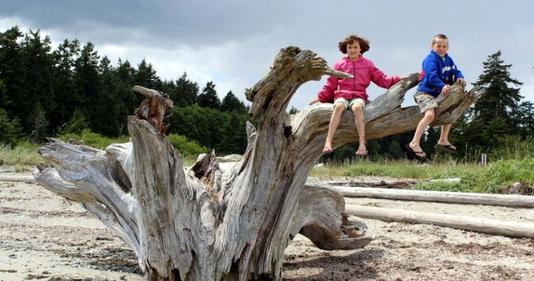 Exploring Qualicum Beach and Parksville ~ In Photos