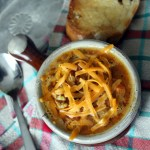 This comforting soup is fantastic in winter. It's also easy and cheap to make!