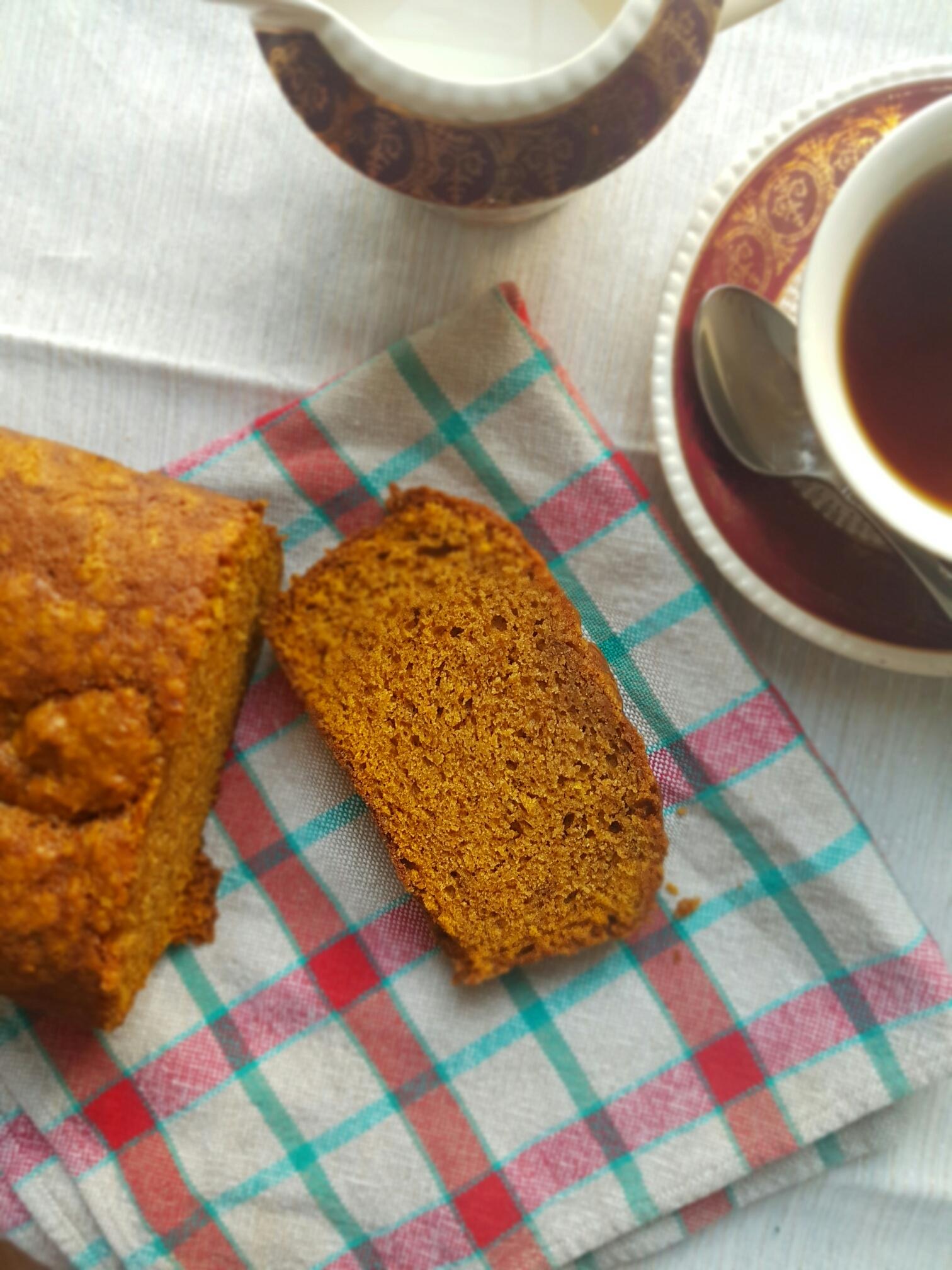 The Most Delicious Pumpkin Bread