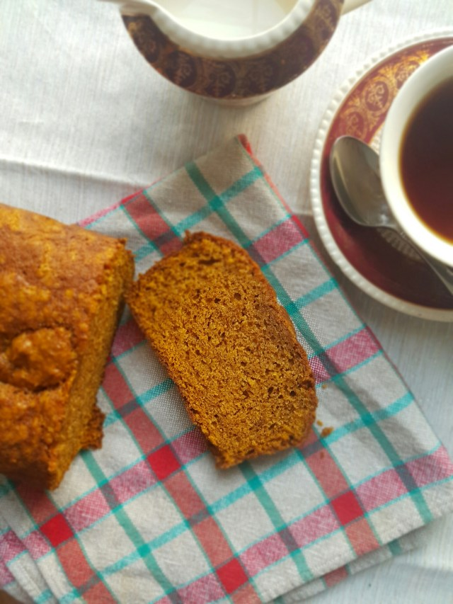 Come try this easy, moist and delicious Pumpkin Bread!
