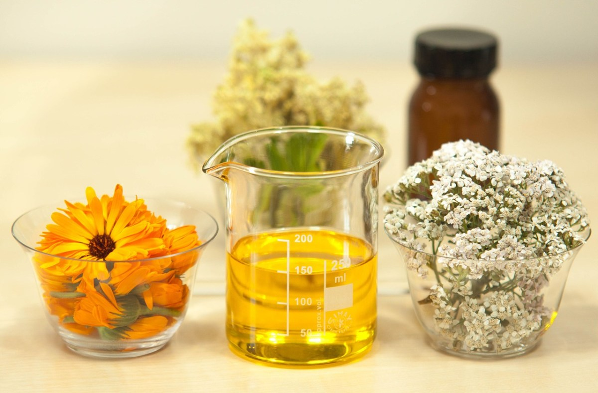 What are essential oils and what are they made of?