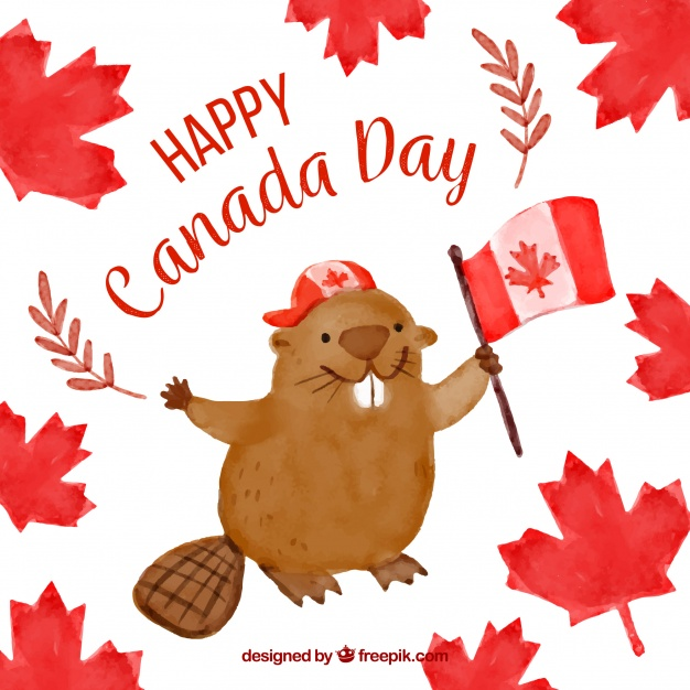 Happy Canada Day 150!