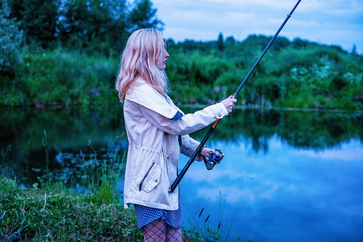 Fishing and hunting are excellent ways to connect while on a weekend getaway.
