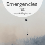 Prepare for Emergencies around the home and homestead.