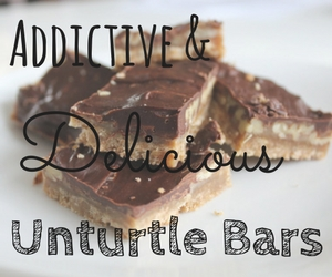 Addictive and Delicious Unturtle Bars