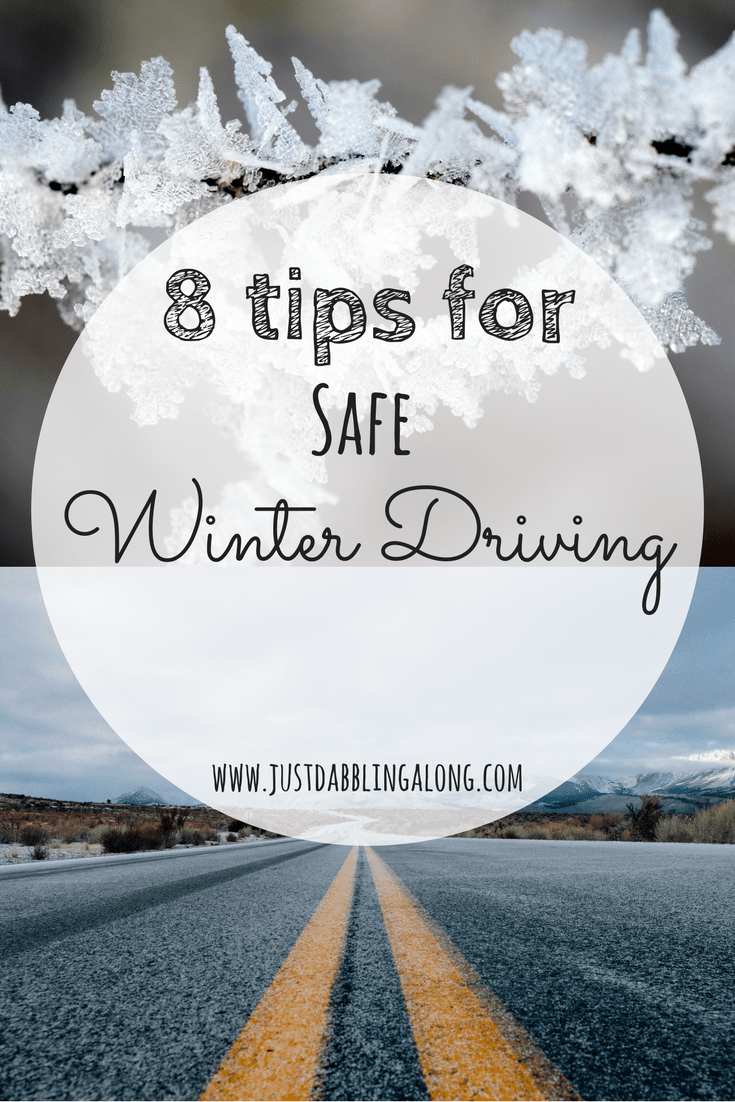 8 Tips for Safe Winter Driving