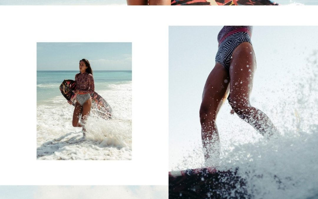 Billabong surf capsule and my surf story