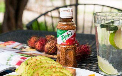Tajin seasoning uses