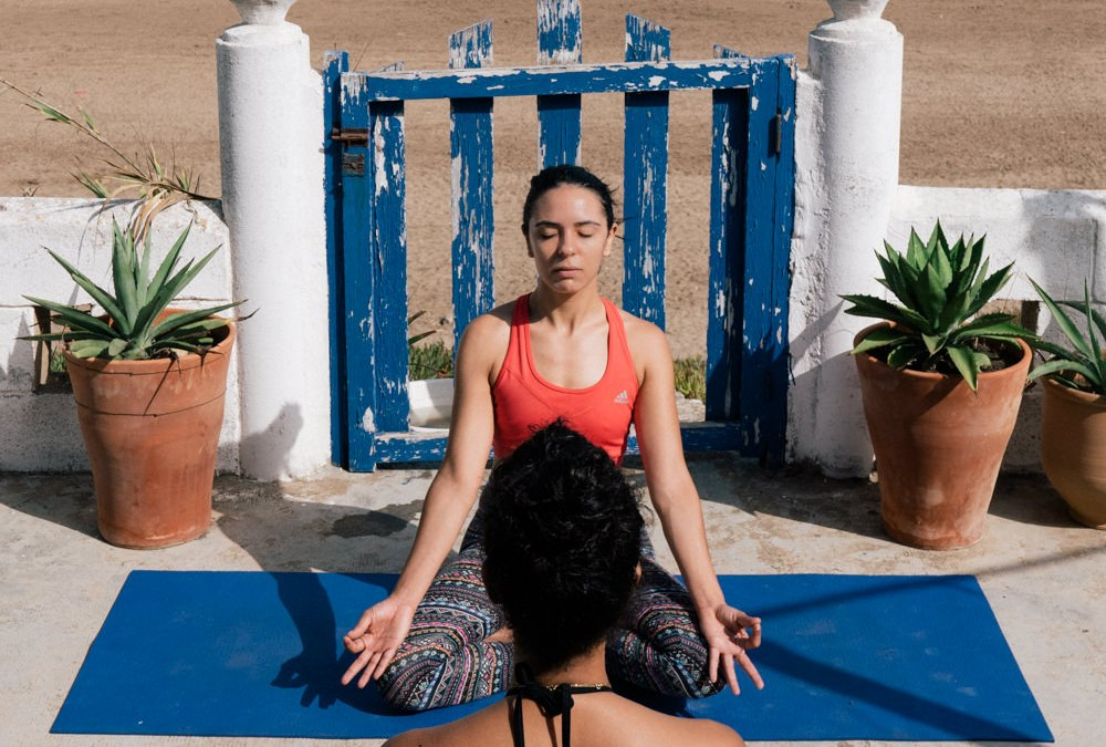 Beach and Yoga weekend in Morocco and my back pain story