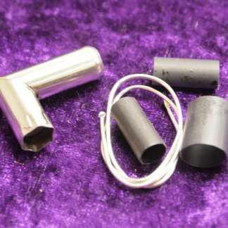 90 1/4 plug cap kit