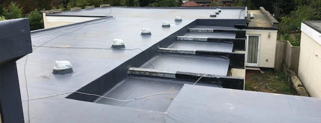 Case Study: Felt Roof Replacement