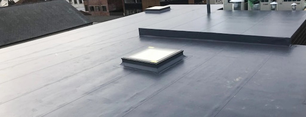 Flat Roof Refurbishment in Birmingham