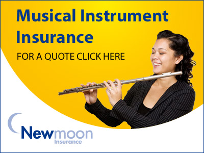 Find a specialist musical instrument insurance company