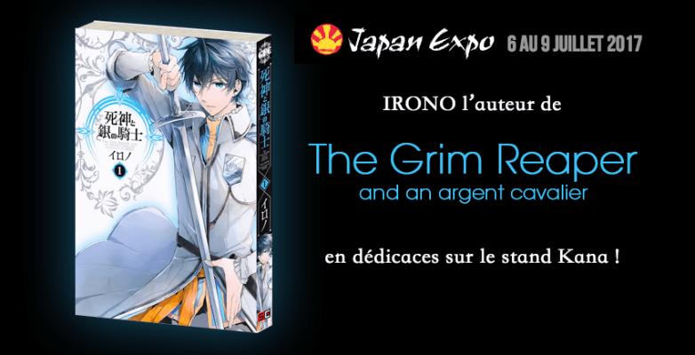 The grim reaper japan expo