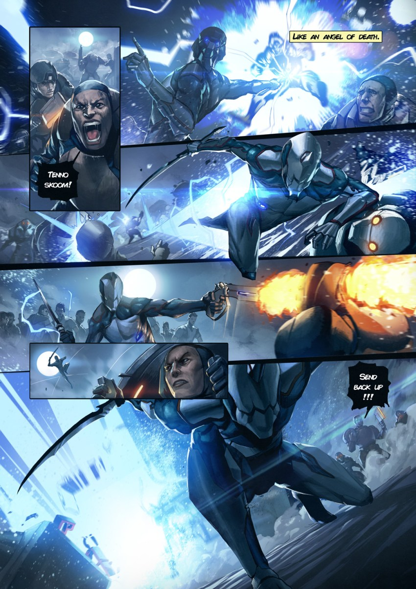 Warframe top Cow page 2