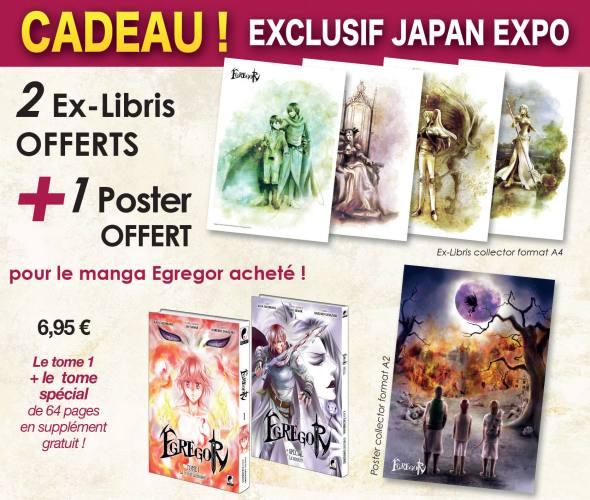 Egregor Japan Expo