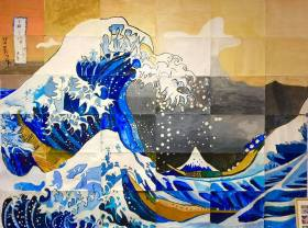 hokusai vague