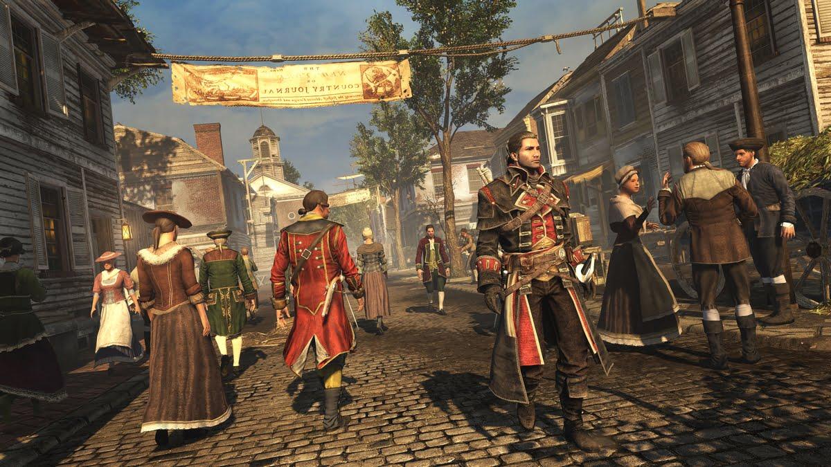 Assassin's Creed Rogue Remastered annoncé et daté sur PS4 et Xbox One