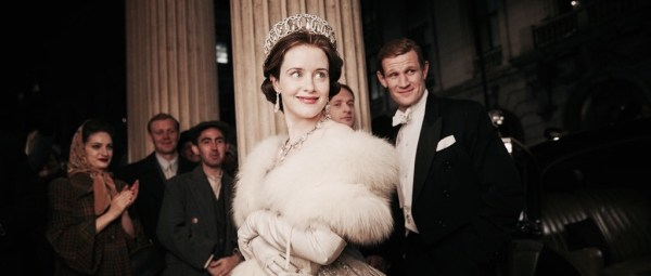 The Crown, Smoke and Mirrors, Netflix, Claire Foy and Matt Smith