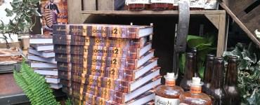 Stapel Smokey Goodness 2 boeken