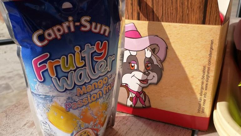 Slagharen Kidsbox Capri-Sun Fruity Water
