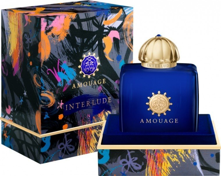 Amouage Interlude For Her EDP 100ml