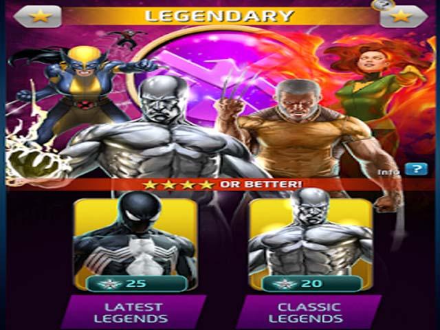 Marvel Puzzle Quest Cheats